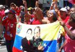 Solidaridad con Cuba en Venezuela.
