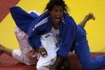 Dayaris se impuso en la final por Yuko a la renombrada brasileña Sarha Menezes. (foto: Reuters)