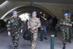 Una avanzada de observadores militares desarmados de la ONU ya se encuentra en Siria.
