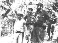 Fidel Castro en el Escambray