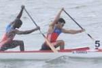Serguey José Carlos Bulnes buscan regresar el canotaje cubano al podio de las medallas en lides olímpicas.