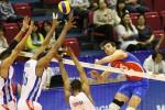 A pesar de la derrota ante Serbia, Cuba sacó un buen resultado de la primera parada de la Liga.