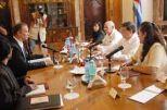 Cancilleres de Cuba y Seychelles ratifican interés en ampliar relaciones bilaterales.