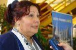 Estrella Madrigal, presidenta de la Cámara de Comercio de Cuba (CCC).