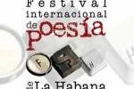 Más de 200 poetas del mundo se dan cita en festival de La Habana.
