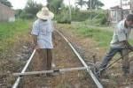 Las acciones constructivas elevarán de forma significativa la calidad de las vías férreas.