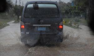 Entre las localidades trinitarias donde más ha llovido, en las últimas 24 horas, se encuentran Casilda con 554, 5 milímetros.