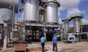 El líquido asfáltico obtenido en la refinería de Cabaiguán es considerado el mejor de Cuba.