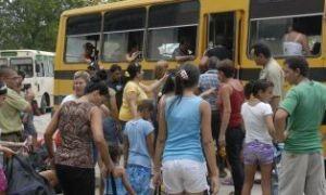 Los más de 6 000 evacuados que permanecían en albergues o casas de familia regresan a sus hogares. (foto: Vicente Brito)