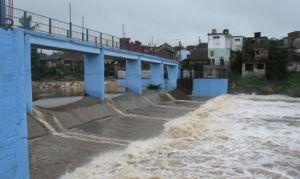 En el territorio espirituano se reportaron intensas lluvias durante las últimas horas. (foto: Vicente Brito)