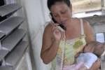 Habitantes de Pitajones, en Trinidad, están en línea con el resto del territorio nacional.