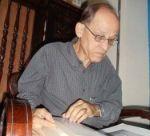 El doctor Ercilio Vento Canosa es también vicepresidente de la Sociedad Espeleológica de Cuba.