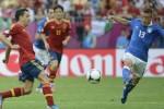 España e Italia empataron 1-1.