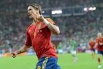 Fernando Torres anotó dos de los goles de España.