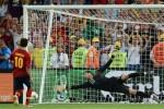 Cesc Fábregas le da la victoria a España y el pase a la gran final.
