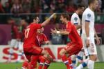 Rusia celebra victoria ante los checos.