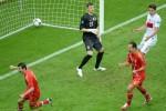Alan Dzagoev anotó su tercer gol de la cita, ahora líder.