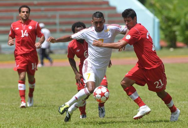 Seleccion de Futbol Canada la Selección Cubana de Fútbol
