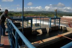 Con la ejecución del segundo módulo de la Planta Potabilizadora mejoraría el abasto y la calidad del agua. (Foto: Vicente Brito)