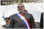 Frente Guasú respalda al destituido presidente Fernando Lugo.