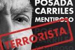 El terrorista Luis Posada Carriles se pasea libre por las calles de Estados Unidos.