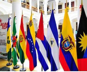 Resultado de imagen para banderas de los paises del alba