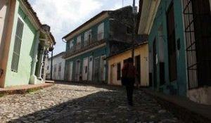 La emblemática calle se encuentra ubicada en el Centro Histórico. (Foto: Vicente Brito).