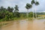 Según el reporte, durante las próximas 48 a 72 horas continuarán las lluvias en gran parte del país.