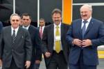 Raúl despidió a Alexander Lukashenko en el Aeropuerto Internacional José Martí.