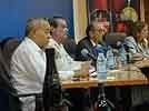 En Cuba el panel sesionó en la sede de la Cancillería.