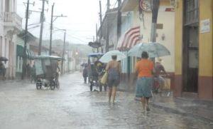 Las mayores precipitaciones se concentran en la zona sur de la provincia.