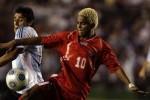 Nelson Barahona anotó el gol de los panameños.