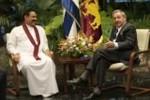 Ambos mandatarios pasaron revista a temas regionales y de interés internacional.