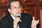 Ricardo Patiño, canciller de Ecuador.