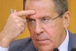 Serguei Lavrov, ministro ruso del Exterior.