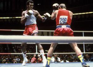Teófilo Stevenson, el más grande boxeador amateur de la historia.