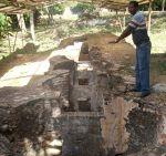 El tren jamaiquino consistía en un sistema de cinco calderas sometidas al fuego de un horno único.