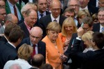 La cámara baja del parlamento alemán aprobó la contribución para España.