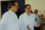 Los cancilleres de Cuba y Ecuador sostuvieron un encuentro de trabajo en La Habana.