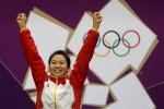 La china Siling Yi logró la primera medalla de oro de los Juegos.