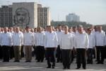 Ceremonia de juramento de los nuevos embajadores cubanos para diferentes naciones del mundo.