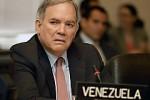 Roy Chaderton, embajador de Venezuela ante la OEA.