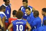 El espirituano Osiel Vásquez conduce la selección dominicana de voleibol (m).