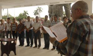 Los integrantes de la Comisión Electoral Provincial tomaron posesión de sus cargos.
