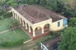 La casa hacienda es considerada un inmueble de extraordinario valor patrimonial. (foto: Giselle Morales)