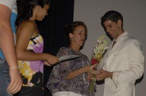 Yordanis Meneses Romero, de la Facultad de Educación Infantil, resultó el alumno más integral.