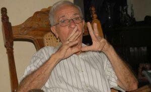 Entenza Hernández lleva más de 50 años como pastor. (Foto: Vicente Brito)