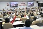 El pleno fue informado acerca de los resultados de las visitas efectuadas a la República Popular China, la República Socialista de Vietnam y la Federación de Rusia por el compañero Raúl.