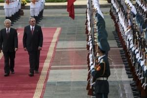 Cuba y Vietnam reafirmaron sus especiales vínculos de amistad y cooperación mutua.