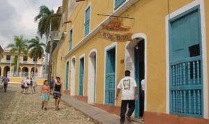 Villa cubana de Trinidad